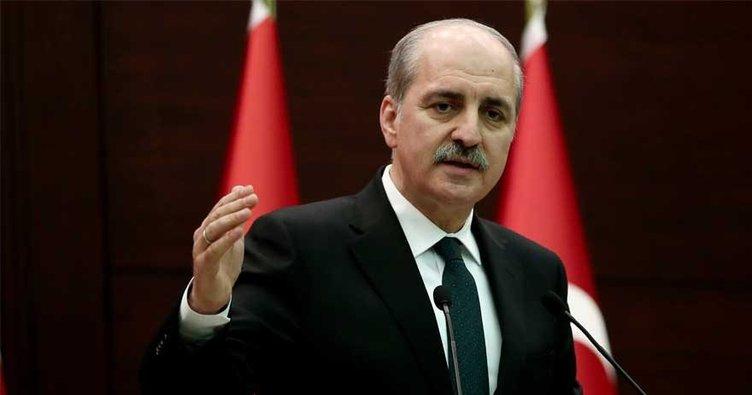 AK Parti binasına molotoflu saldırıya, AK Parti Genel Başkanvekili Numan Kurtulmuş'tan tepki!