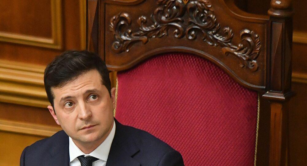 Ukrayna Devlet Başkanı: Donbass'taki savaşı sadece NATO üyeliğimiz bitirir