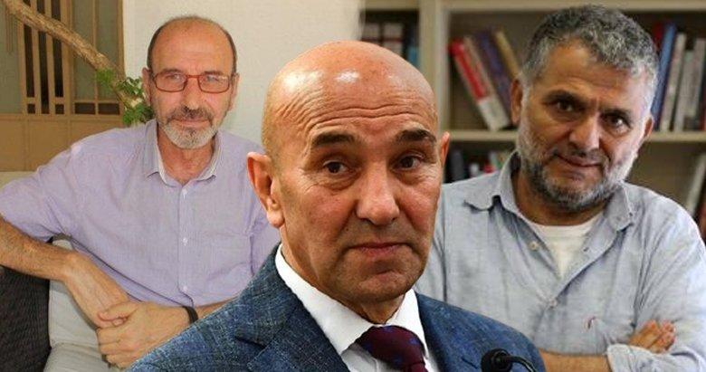 Ruşen Çakır ve Tunç Soyer'in kardeşi ortak çıktı