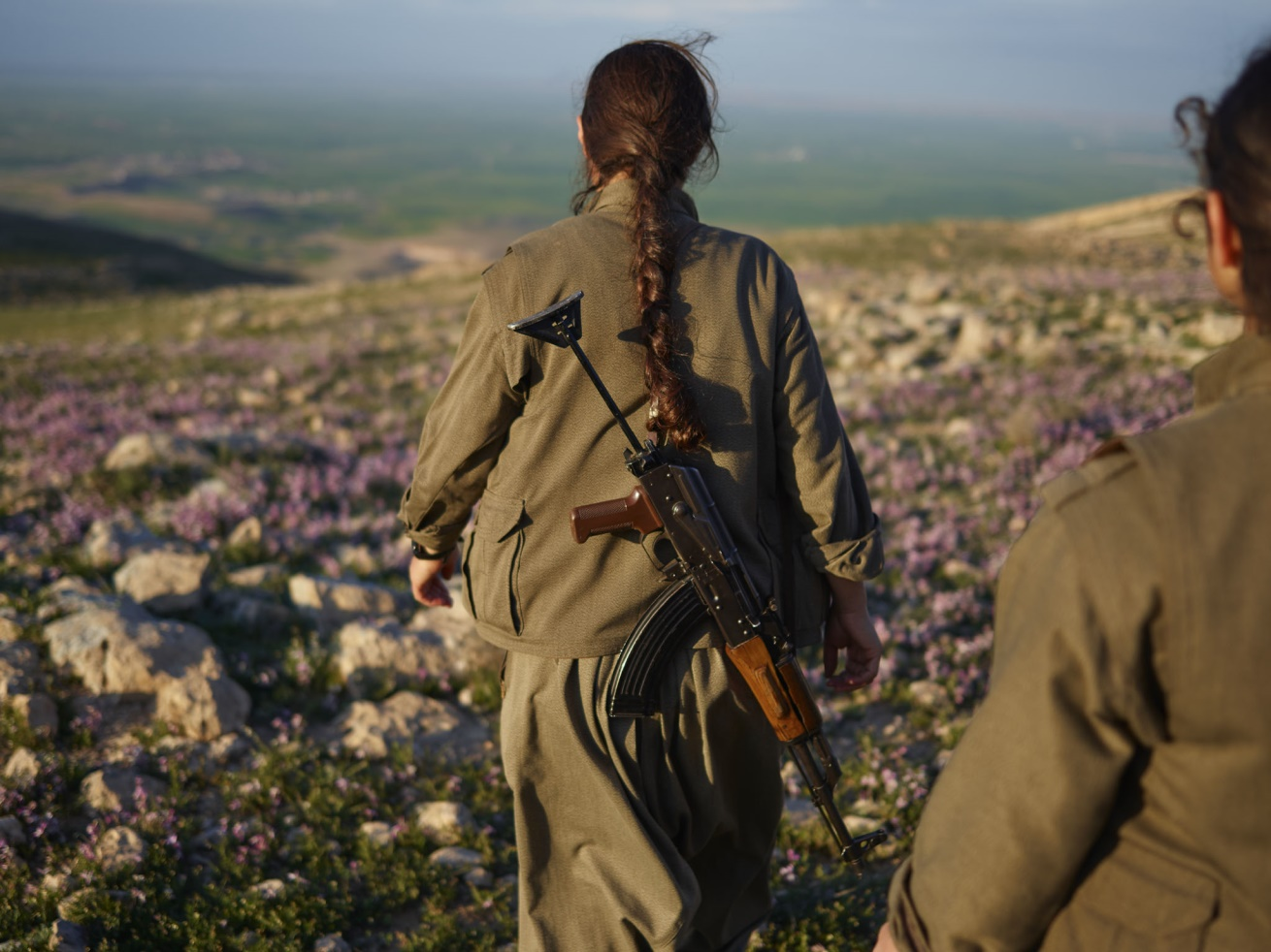 Teslim olan kadın terörist örgütteki tacizleri anlattı