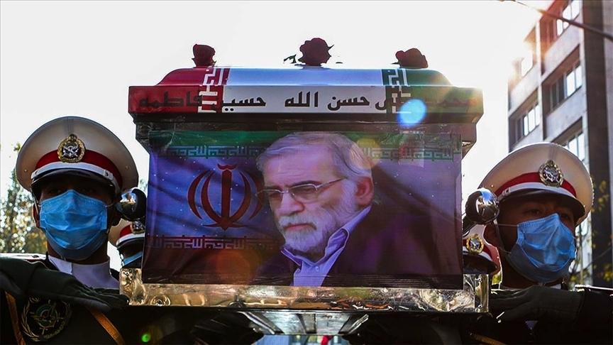 İran Dışişleri Bakanı, AB Yüksek Temsilcisi Borrell ile Fahrizade suikastını görüştü