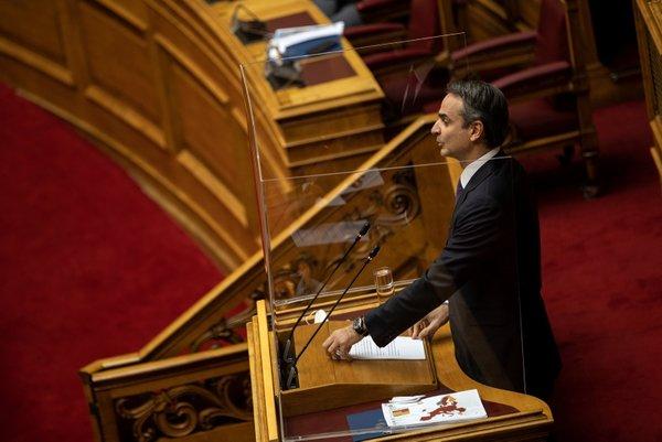 Yunan Başbakan Miçotakis'ten skandal ifadeler!