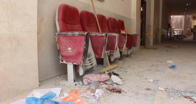 Suriye'de hastaneye düzenlenen saldırıda ölü sayısı 7'ye yükseldi