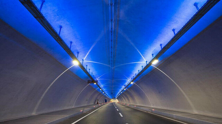 Avrasya Tüneli'ni 4 yılda 4,1 milyon sürücü kullandı: Ülke ekonomisine katkısı 6 milyar lira