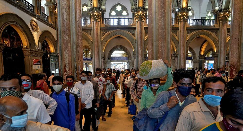 Hindistan'da günlük Kovid-19 vaka sayısında rekor