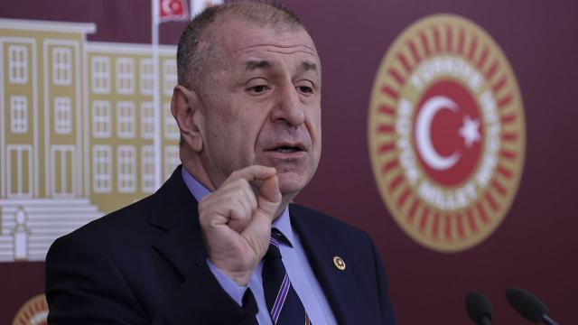 Ümit Özdağ, İyi Parti'den istifa etti