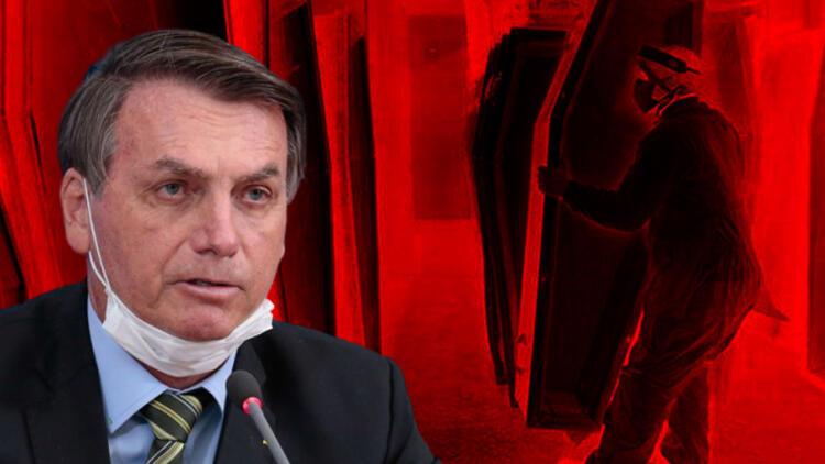 Bolsonaro'nun koronavirüs açıklaması kriz çıkardı: Sızlanmayı bırakın!