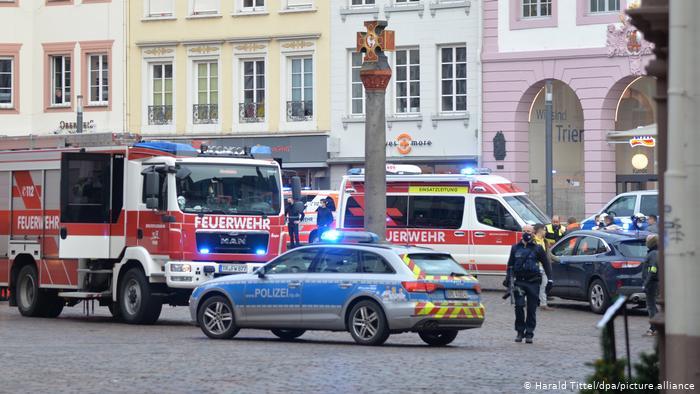 Almanya yasta: Trier'de 5 ölü