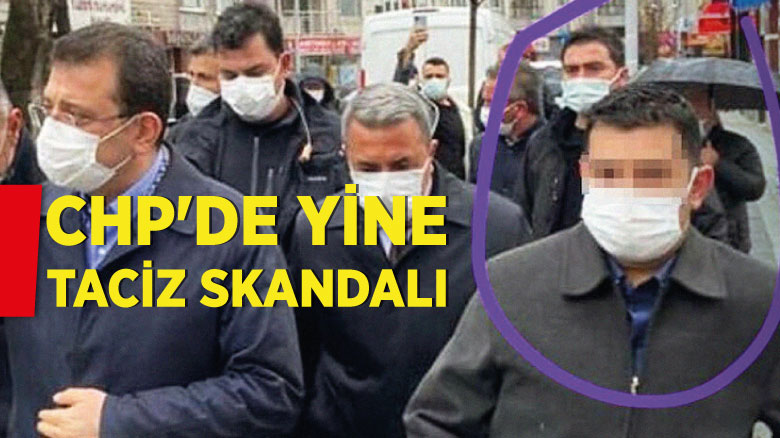 CHP'de yine taciz skandalı