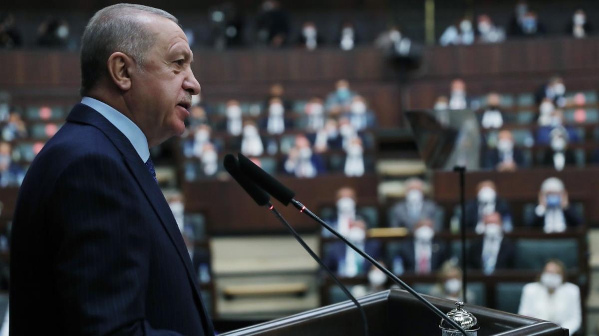 Cumhurbaşkanı Erdoğan: HDP, Akşener'i veto etti