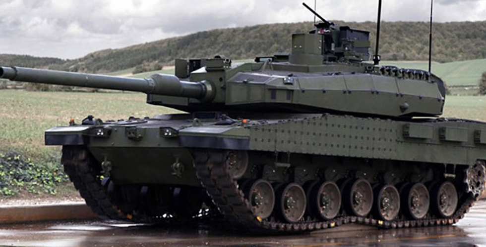 Altay tankında anlaşma sağlandı