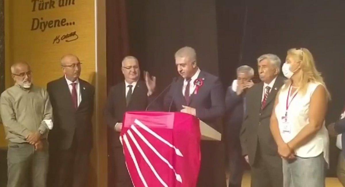CHP'li başkandan Cumhurbaşkanına hakaret, seçmene tehdit dolu sözler