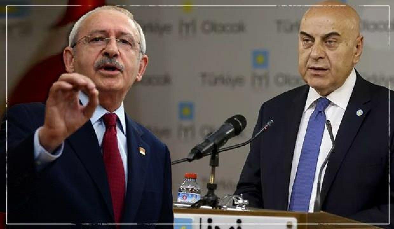 İYİ Parti'den Kılıçdaroğlu'na: Bize sordunuz mu?