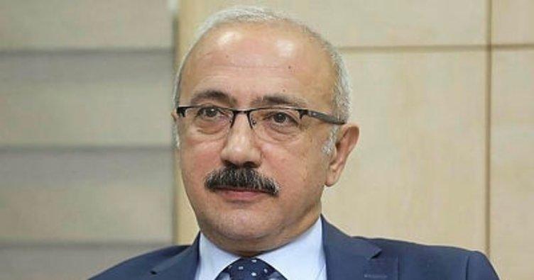 Bakan Elvan'dan, Berat Albayrak'ı hedef alan CHP'ye tepki: Haksız ve seviyesiz söylemler