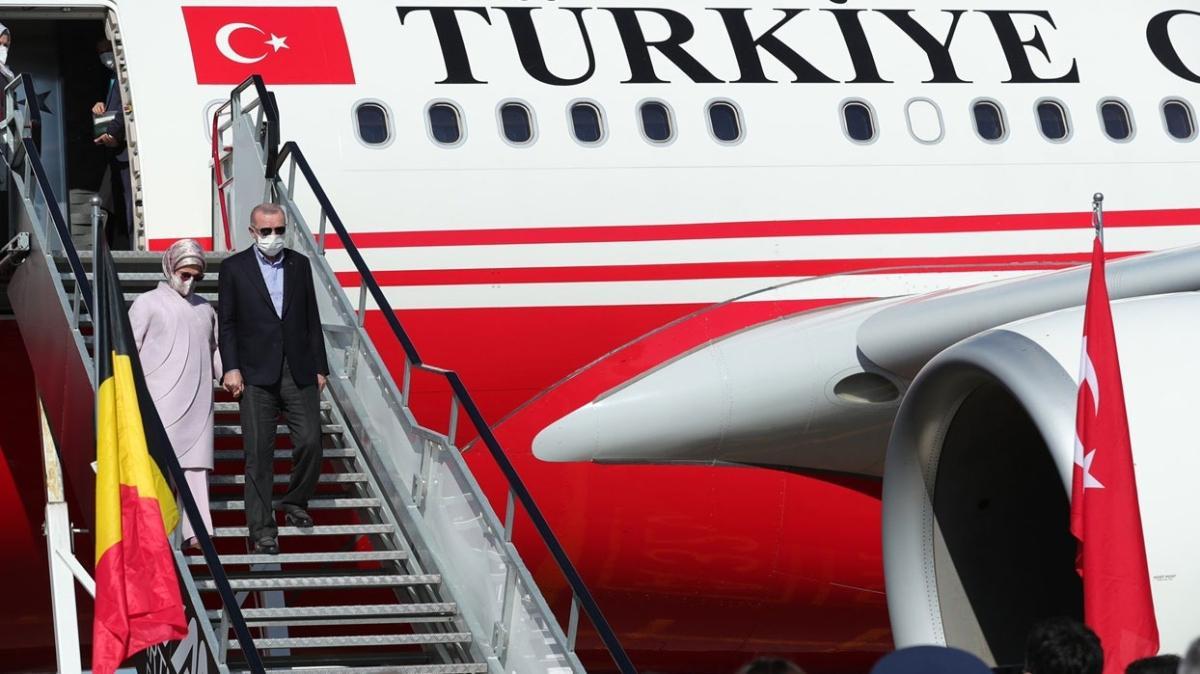 Cumhurbaşkanı Erdoğan Afrika'ya gidiyor!