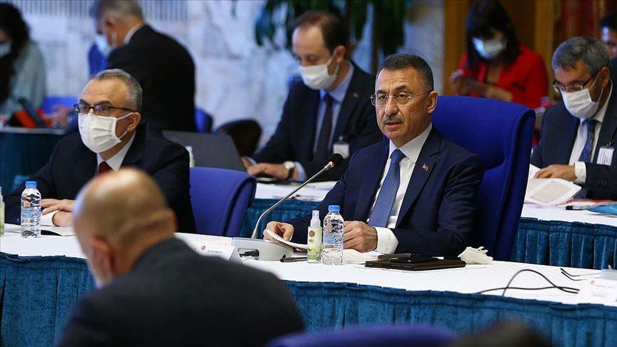 2021 bütçesi güçlü şekilde toparlanmaya başlayan Türkiye'nin bütçesidir