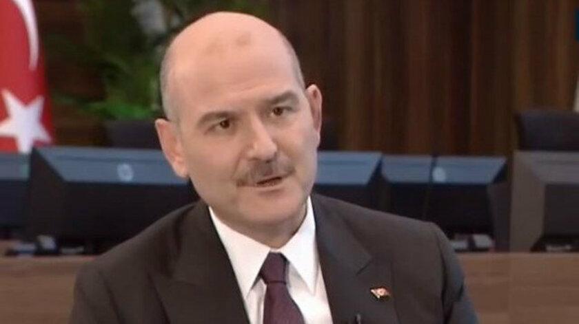 İçişleri Bakanı Soylu: İstanbul'da bugün çok önemli bir katliamı önledik
