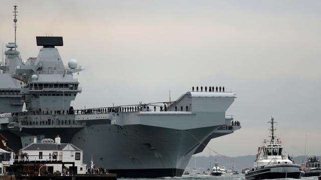 İngiltere, Asya Pasifik'te kalıcı olarak iki savaş gemisi konuşlandıracak