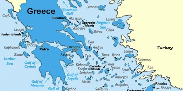Yunanistan adaları satılığa çıkardı
