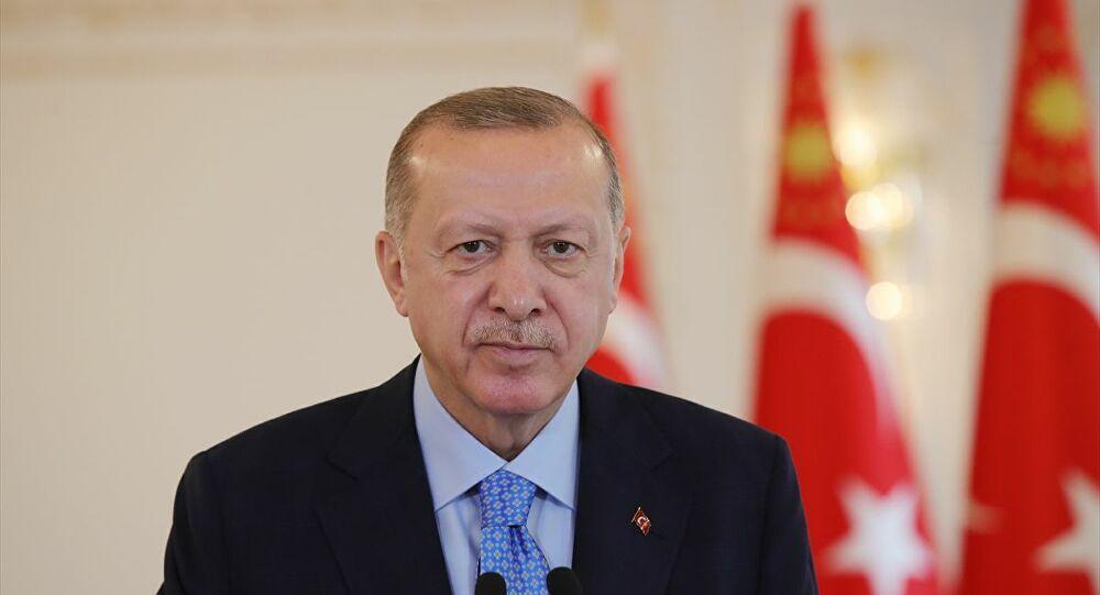 Erdoğan'dan Gazeteciler Günü mesajı: Basın özgürlüğü kavramının istismar edilmesine de asla müsaade