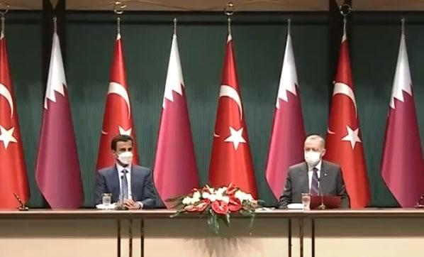 Türkiye ile Katar arasında işbirliği anlaşmaları imzalandı