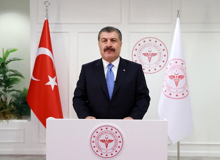 Sağlık Bakanı Koca, Koronavirüs Bilim Kurulu toplantısının ardından açıklama yaptı