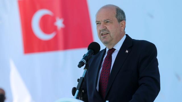 KKTC Cumhurbaşkanı Tatar: Türkiye'ye daha da sıkı sarılacağız
