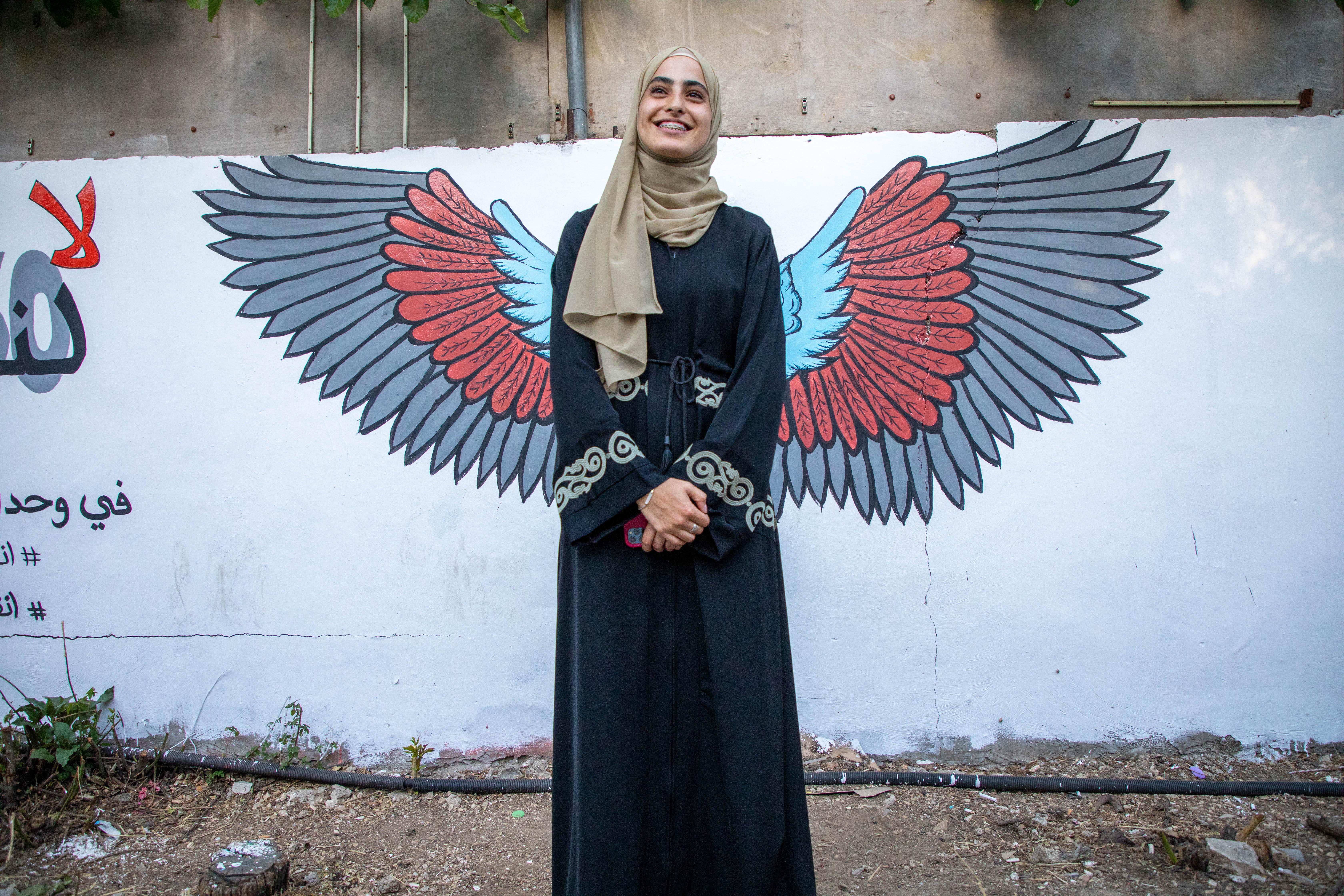 Filistinli Muna el-Kurd: İsrail bizi susturmak istiyor