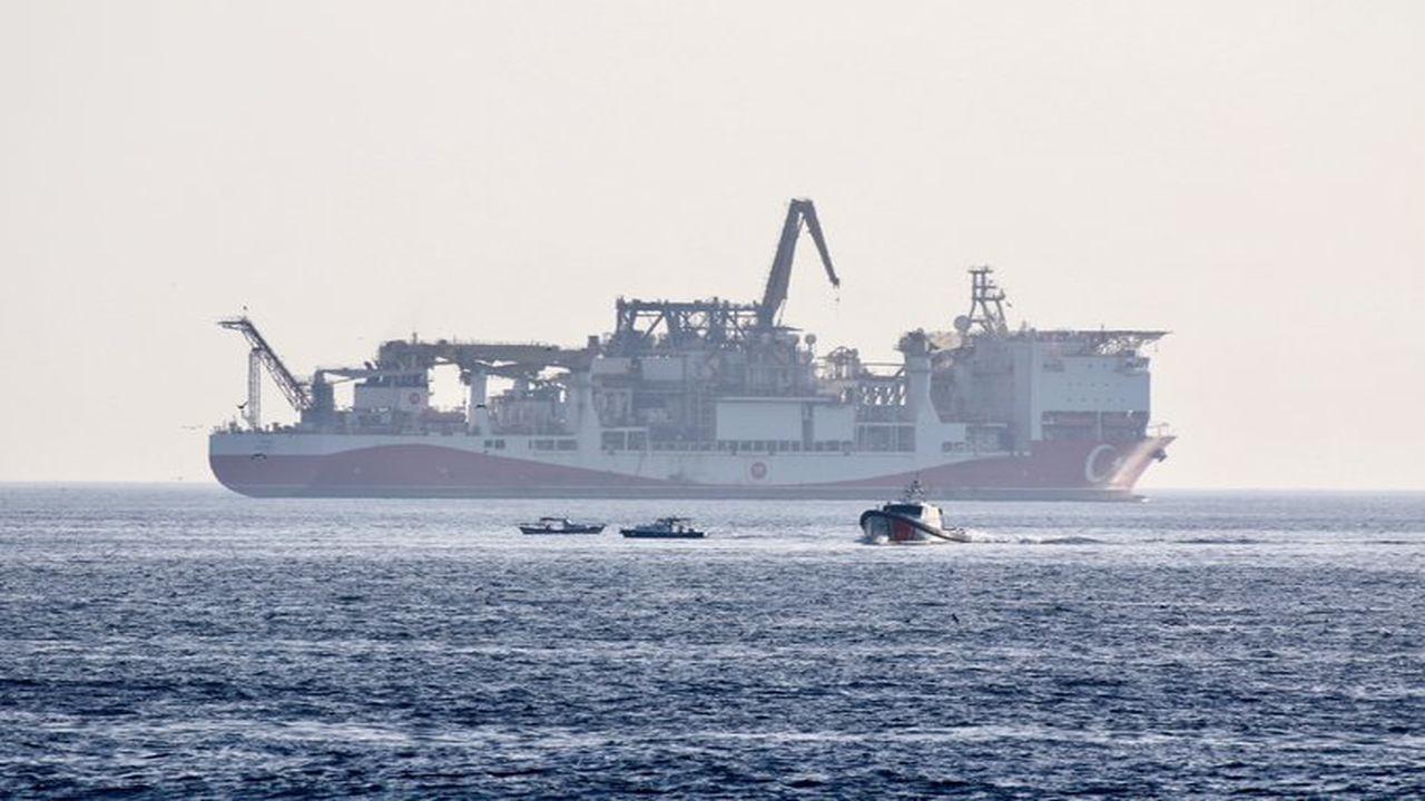 Yavuz sondaj gemisi, Karadeniz'deki ilk görevi için hazırlanıyor