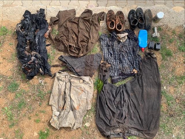 Eren-7 Mercan Munzur Operasyonu'nda teröristlere ait 4 sığınak imha edildi
