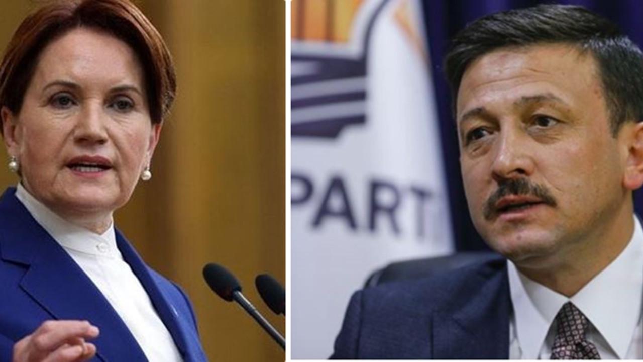 Hamza Dağ: Erdoğan karşısında isim olmadığı için bu yoldalar