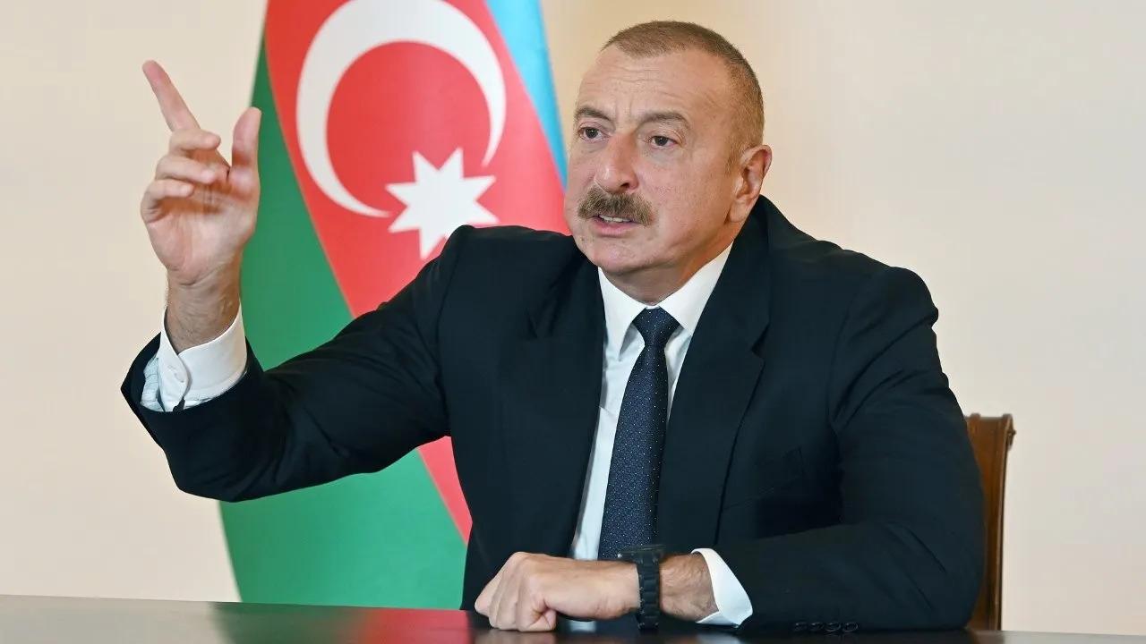 Aliyev'den AB'ye kritik çağrı: Biz hazırız, destek olun