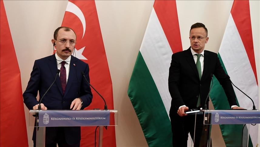 Macaristan'dan, Gümrük Birliği'nin güncellenmesi konusunda Türkiye'ye destek