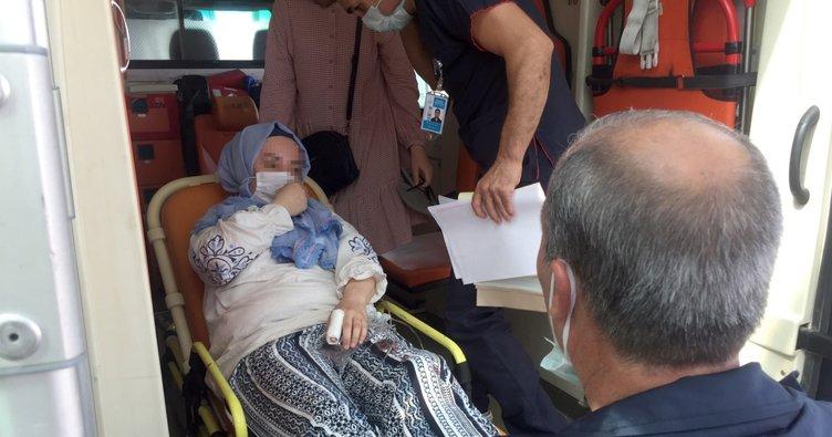 İyi Partili Meclis üyesi eşini bıçakladı