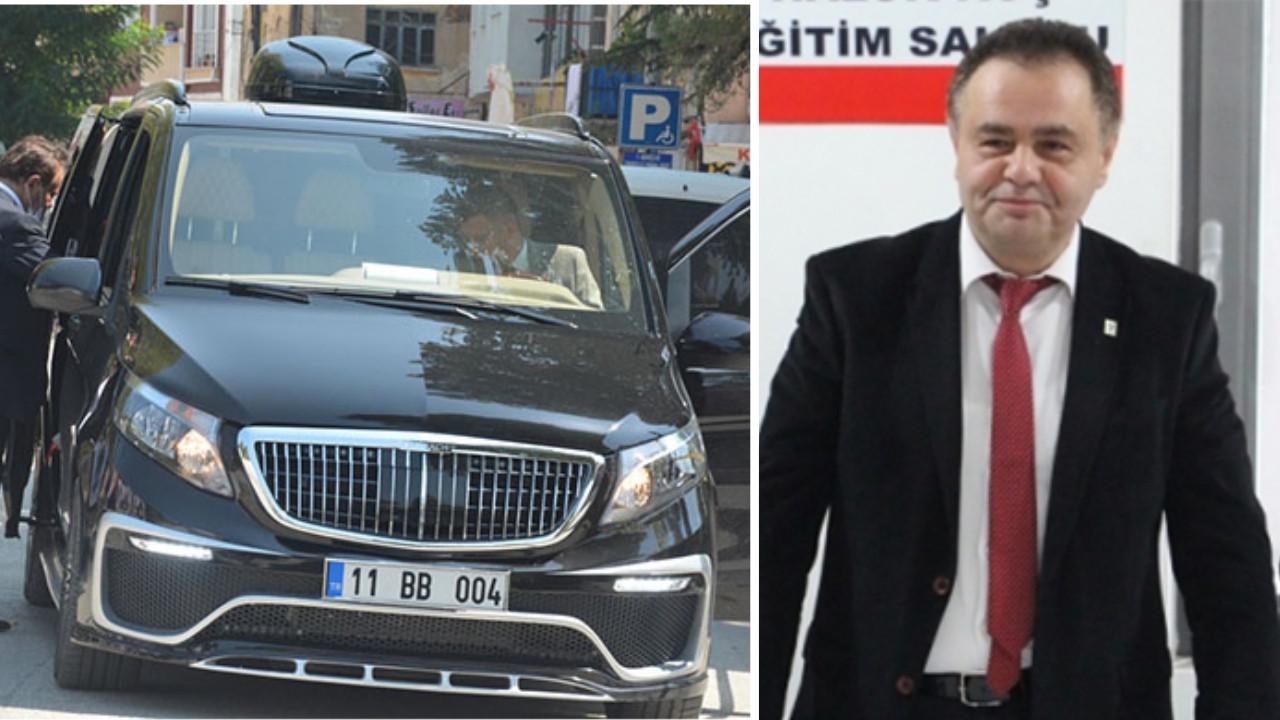 İhaleyi alan firmadan CHP'li başkana VIP minibüs