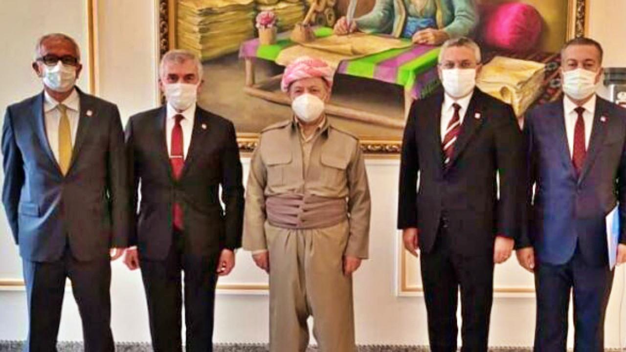 Erbilli gazeteciden CHP'ye yalanlama: Öyle bir şey konuşulmadı