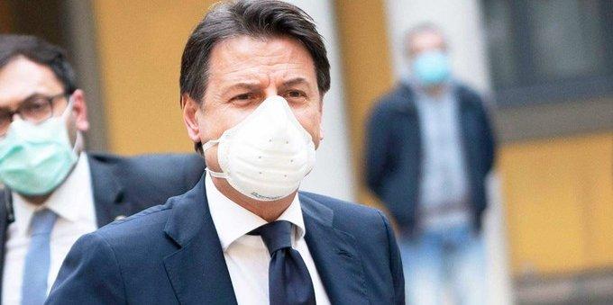 İtalya Başbakanı Conte'den aşı tedarikini azaltacağını açıklayan ilaç firmalarına tepki