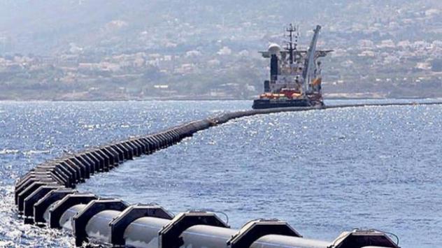 KKTC-Türkiye boru hattı denklem değiştirir