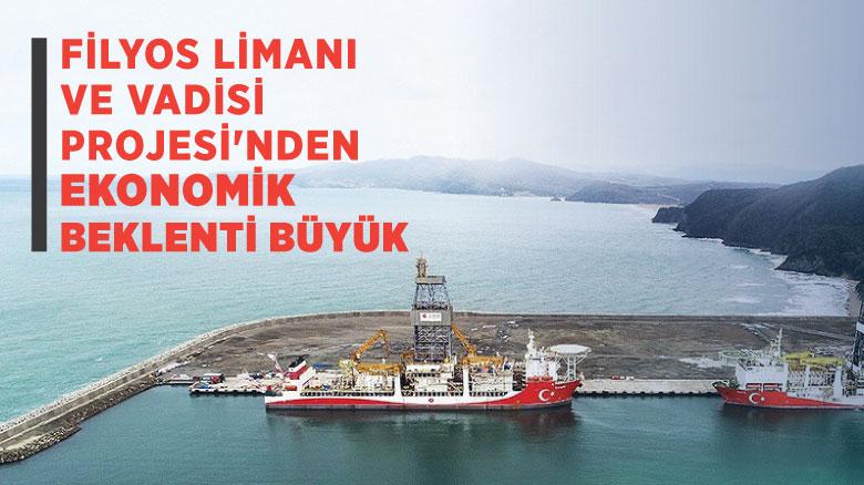 Filyos Limanı ve Vadisi Projesi'nden ekonomik beklenti büyük