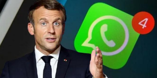 Whatsapp ile Fransa arasında skandal anlaşma!