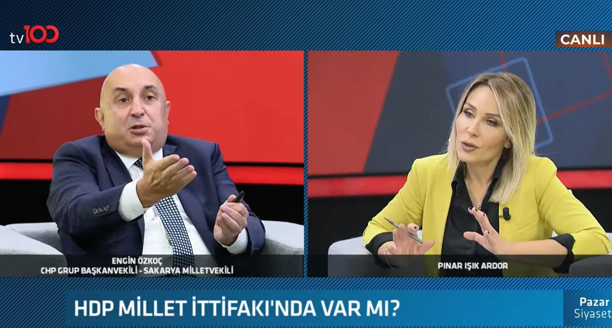 """""""HDP konusunda İYİ Parti ile ayrışmıyoruz"""""""