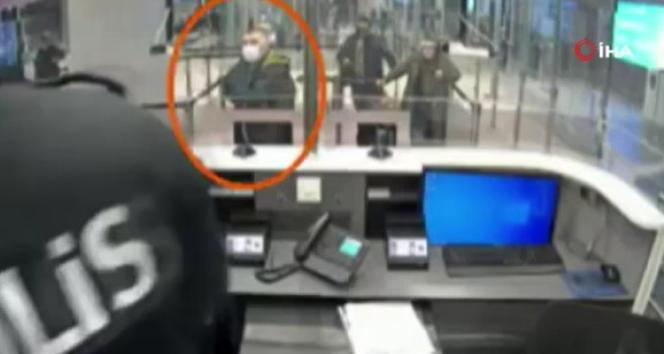 Kırmızı bültenle aranan şüpheli Türkiye'ye iade edildi