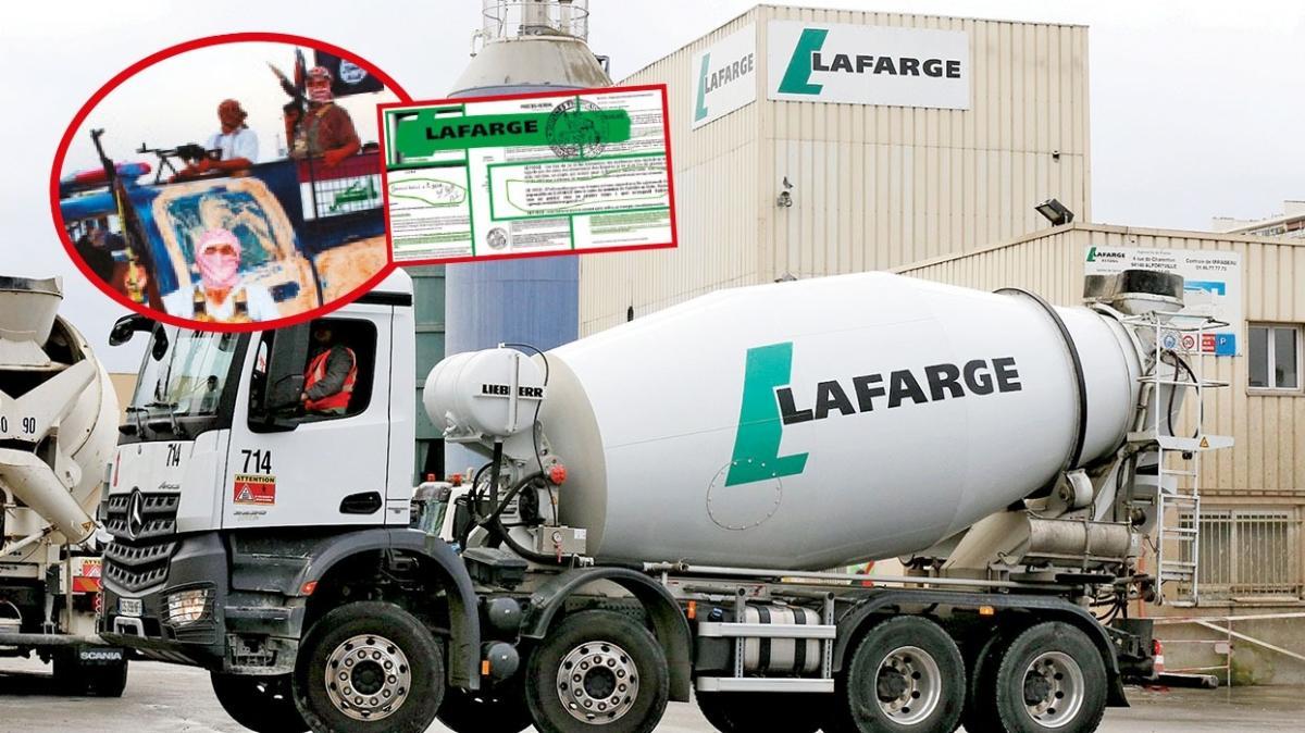 DEAŞ'ı finanse eden Lafarge isim değişikliğine gitti