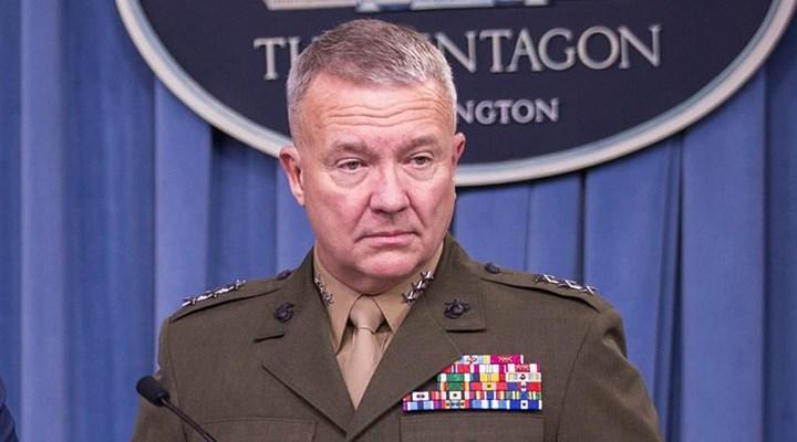 CENTCOM Komutanı McKenzie'den Irak'tan asker çekme kararına üstü kapalı eleştiri