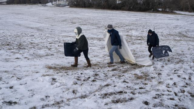 ABD'de soğuk hava hayatı felç etti: 14 milyon kişi temiz suya erişemiyor