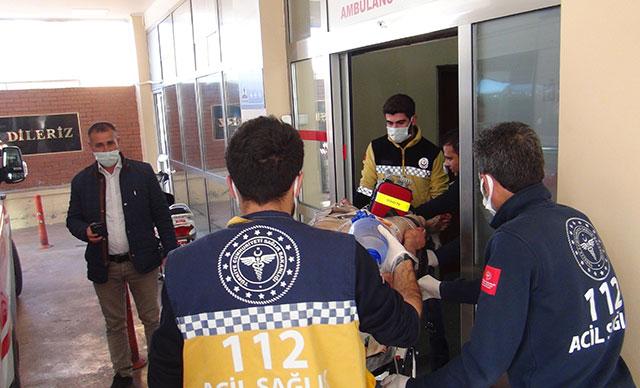 Tel Abyad'a teröristlerden roketli saldırı: 2 şehit, 7 yaralı