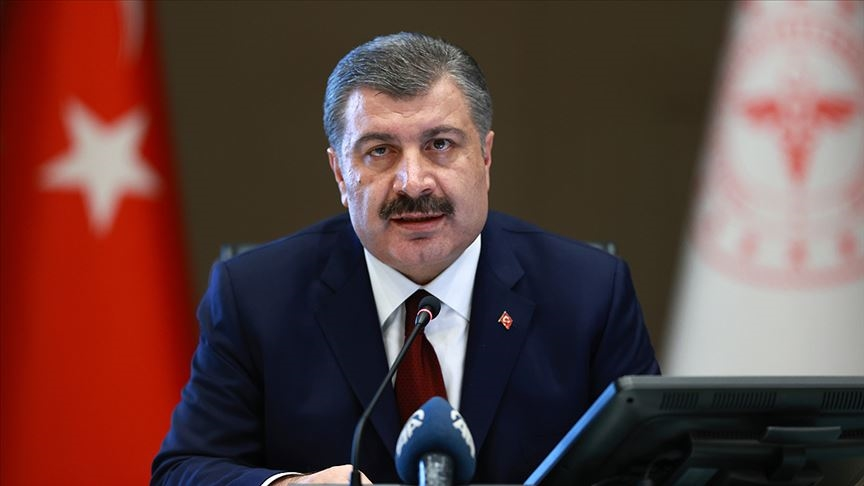 Sağlık Bakanı Koca Çinli Sinovac firmasını Türkiye'ye yatırıma çağırdı