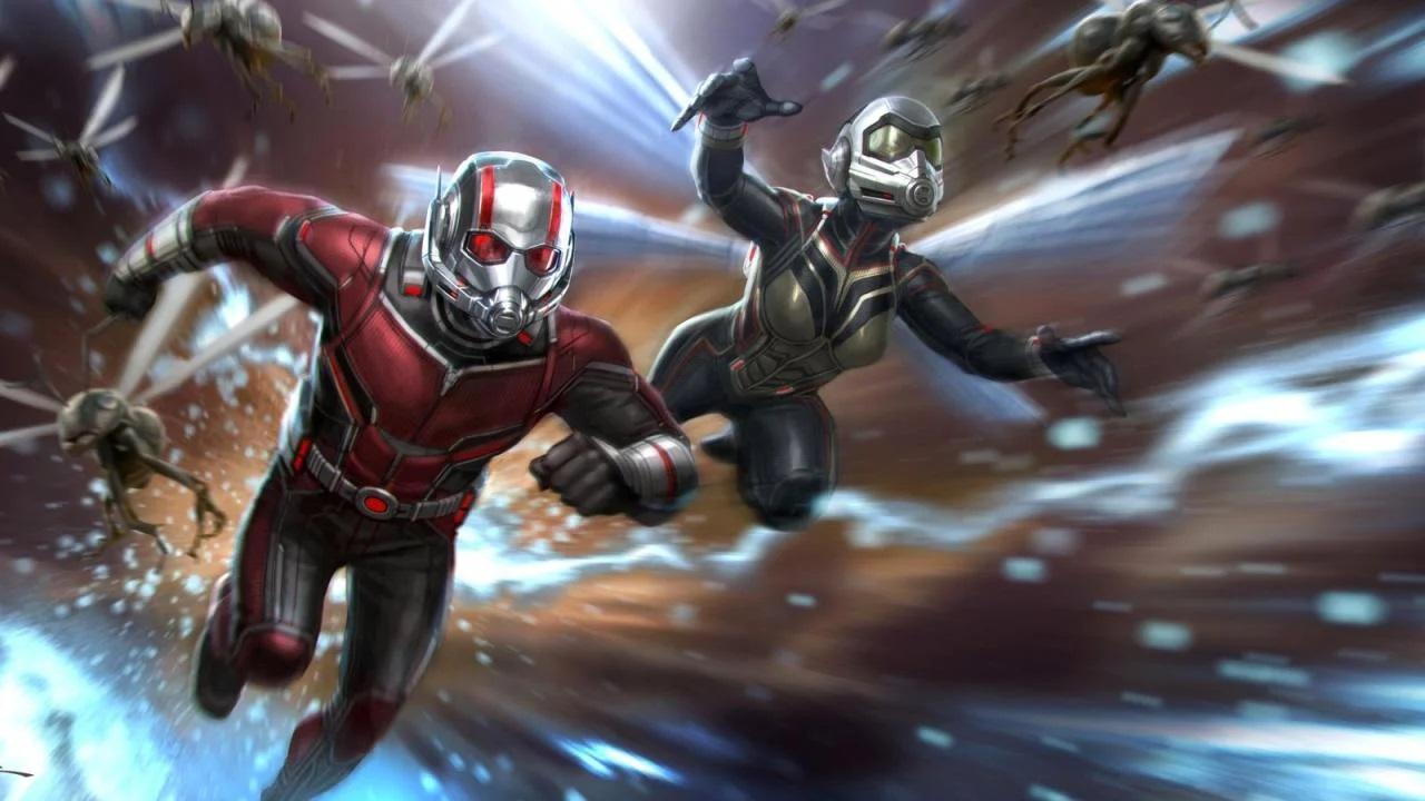 Kültür ve Turizm Bakanı: Marvel Filmi Ant-Man'in Çekimleri Kapadokya'da Yapılıyor