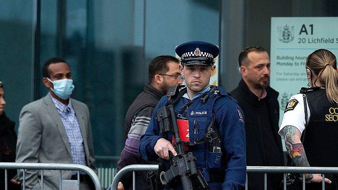 Yeni Zelanda'da internet üzerinden Müslümanları tehdit eden bir kişi gözaltına alındı