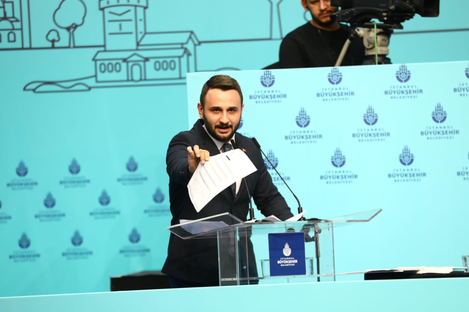 AK Parti İBB Meclis üyesi Erdem Kertişçi'den, TÜGVA'ya hukuksuzca baskın yapan CHP'li İBB'ye çok sert tepki